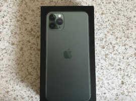 Apple iPhone 11 Pro Max - 64GB - MidnightGreen A2218 (CDMA + GSM)