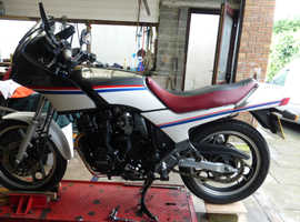 Yamaha XJ600 Motorcycle Future Classic Very Good Condition