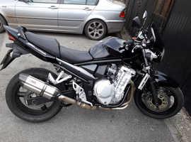 SUZUKI BANDIT 650 2008