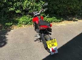 Great condition Benelli TNT, learner legal 125