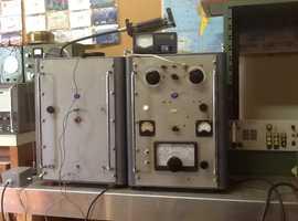 Wanted Marine Radio/Amateur. Radio Equipment