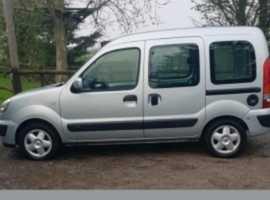 Renault Kangoo, 2005 (55), Automatic Petrol, 65,000 miles