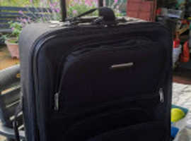 PULL ALONG SUIT CASE