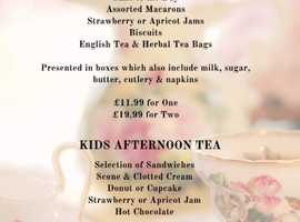 High Quality Luxury English Afternoon Tea on Sale