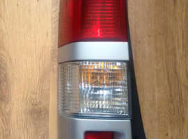 Mazda Bongo Near side rear light cluster.