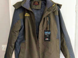 Gents Coat Brand New Small/Medium size Unwanted gift (too small)