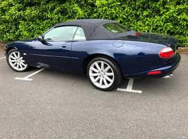 Jaguar Xk8, 2001 (Y) Blue Sports, Automatic Petrol, 139,272 miles