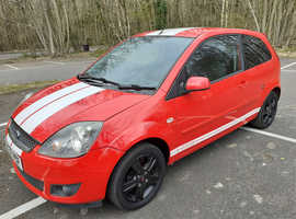 Ford Fiesta deisel 2007 new mot £30 tax