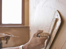 Free Quote for Plastering