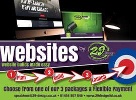 Professional, affordable Website design