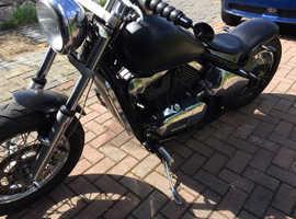 Kawasaki vn800 bobber/chopper