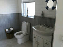 Bathroom suites fitted (Belfast area)