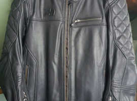 Oxford Route73 motorbike leather jacket