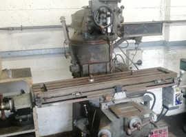 Bridgeport by Adcock & Shipley - Vertical Milling Machine