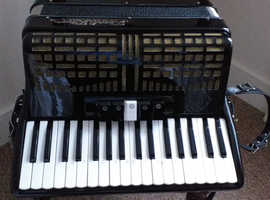 Piano Accordion a must teach myself instrument while stuck at home great for the mind.