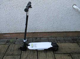 Zinc Volt electric scooter