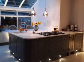 Laborour kitchen fitting