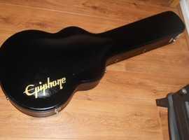 Epiphone  guitar case