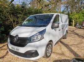 Renault Trafic VAN-Reg-2017 (Mileage-45230)