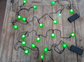 Halloween fairy lights - Job Lot