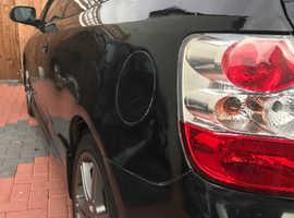 Honda Civic, 2004 (53) Black Hatchback, Manual Petrol, 70,000 miles