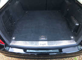 Mercedes C CLASS, 2012 (62) Black Estate, Manual Diesel, 131,245 miles