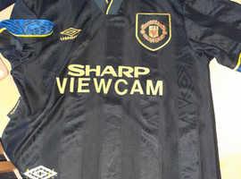 1993/4 United kit