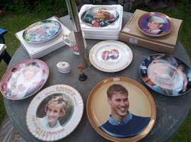 Royal family items