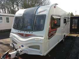 Bailey Unicorn Madrid caravan for sale ideal caravans Morpeth Northumberland