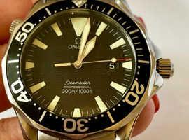 Omega Vintage SeaMaster Professional Diver's Watch  .