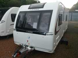 Lunar Lexon 570 fixed single beds
