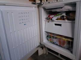 Freezer Hotpoint integrated
