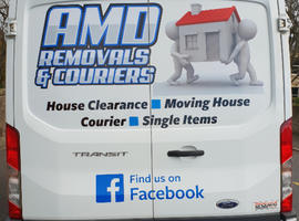 A.M.D REMOVALS AND COURIERS