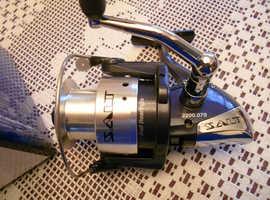 sea fishing reel shakespeare SALT 2200-070