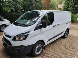 Ford Transit Custom 2.2 2015 TDCi ECOnetic 270 no vat L1H2 Panel Van 5dr NO VAT