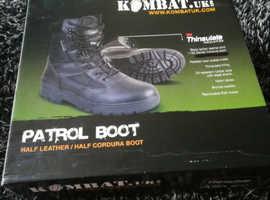 Kombat uk boots