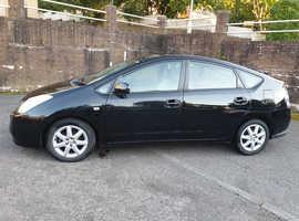Toyota Prius, 2007 (56) black hatchback, Cvt Hybrid, 95605 miles