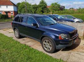 Volvo Xc90, 2006 (56) Blue Estate, Automatic Diesel, 165,500 miles