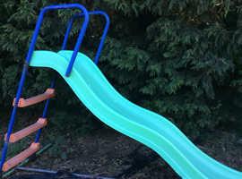 Children's hedstrom slide