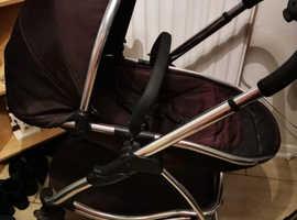 Used Black Icandy Buggy