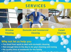 One 4 All Cleaning Services 24/7