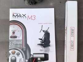 Bowflex MAX M3 Cross Trainer - Unused