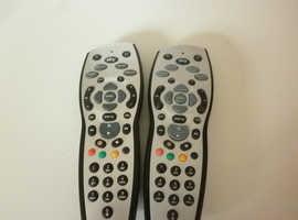 2 Sky Remote Controls