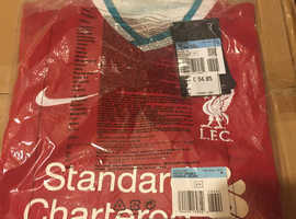 Kids Liverpool home shirt for sale