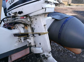 JOHNSON 25hp Outboard engine