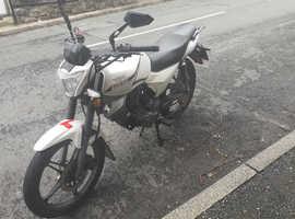 Keeway rk125 GREAT bike to ride