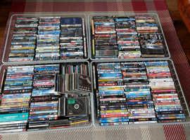DVDs & CDs