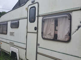 4 Berth trailer/camper  project delivery possible