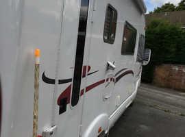 Fiat Rapido 07 plate campervan