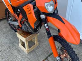 Ktm exc-f 250cc